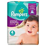 Pampers Premium Protection Active Fit...