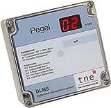 tne-systeme Füllstandsanzeige für Zisterne, Wassertank, Erdtank: PROFI-System mit Überwachungsfunktionen