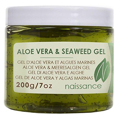 Gel de Aloe Vera y Algas Marinas - 200g
