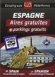 Guide des aires gratuites Espagne