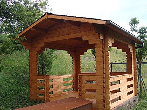gazebo legno usato vedi tutte i 117 prezzi