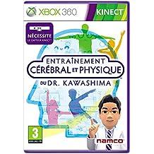 Entrainement cérébral et physique du docteur Kawashima (jeu Kinect)