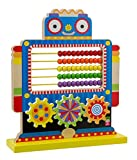 Alex Toys Junior Count-n-Spin Abacus Robot