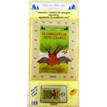 El caballito de los siete colores -Cuentos De La Media Lunita (Infantil - Juvenil - Cuentos De La Media Lunita - Cuento Y Cassette)