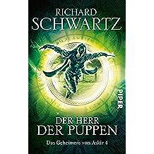 Der Herr der Puppen: Das Geheimnis von Askir 4 (German Edition)