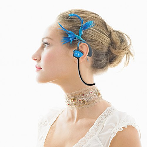 Waterproof Bluetooth Wireless Headset Sport Ipx8 Headphones Csr