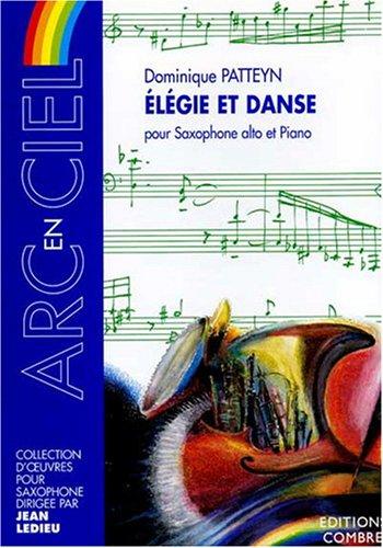Elégie et danse pour Saxophone alto et Piano