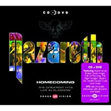 Homecoming-Greatest Hits Live (CD+Dvd)