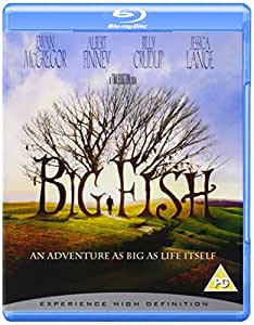 Big Fish [Blu-ray] [Import anglais]