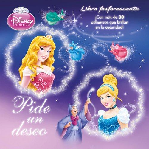 51bQGltdAoL - Princesas. Pide un deseo: ¡Con más de 30 adhesivos que brillan en la oscuridad! (Disney. Princesas)