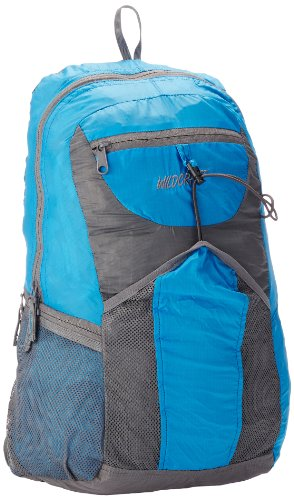 Wildcraft Pac n Go Summitpack 24 Ltrs Blue and Grey Packable Casual backpack (8903338012511)  available at amazon for Rs.849