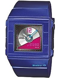 Casio Baby-G - Reloj de Cuarzo para Mujer, con Correa de Resina,