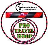 Pro Hula Hoop Reifen Erwachsene Faltbarer Travel Hula Hoop für