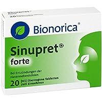 Sinupret forte Tabletten, 20 St. preisvergleich bei billige-tabletten.eu
