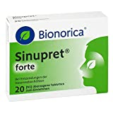 Sinupret forte Tabletten, 20 St.