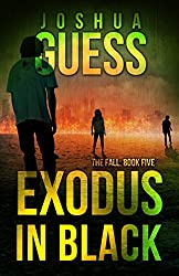 Exodus in Black (The Fall Book 5)