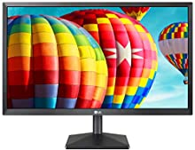 "LG 22MK430H-B 21.5"" Full HD IPS Black Flat computer monitor LED display - Computer Monitors (54.6 cm (22""), 1920 x 1080 pixels, LED, 5 ms, 200 cd/m², Black)"