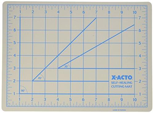 x-acto-003692-tappetino-antitaglio-x7760-2286-cm-x-9-3048-12-cm-colore-grigio