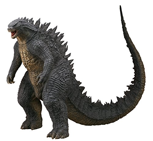 oho 30cm Series Godzilla (2014) Height about 31cm PVC-painted PVC Figure some prefabricated