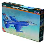 MisterCraft Maqueta de F-16C - 42Tulsa indiains D-105