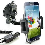 KFZ Halterung inkl. KFZ Ladekabel für Samsung Galaxy S7 /