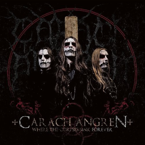 Where the Corpses Sink Forever by Carach Angren (2012) Audio CD