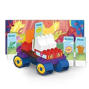 BIOBUDDI Swampies BB-0148 Juguete de construcción - Juguetes de construcción (Juego de construcción, Multicolor, 1,5 año(s), 30 Pieza(s), Niño/niña, Niños)