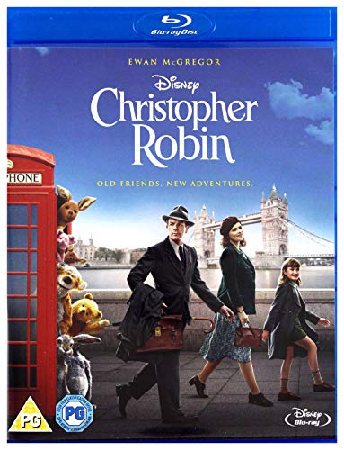 Christopher Robin [Blu-ray] [UK Import]
