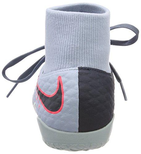 Nike Herren Hypervenomx Phelon Iii Df Ic Fußballschuhe Blau (armeria Leggera Blu / Nero-blu Navy Orbita-armatura)