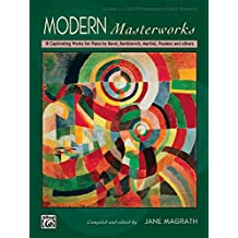 Modern Masterworks, Bk 2 (Alfred Masterwork Editions)