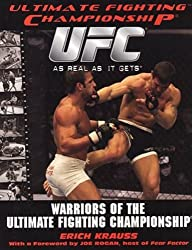 Warriors of the Ultimate Fighting Championship by Erich Krauss (2004-01-12)