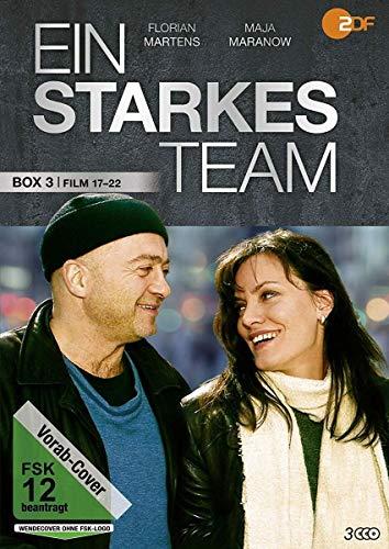 Ein starkes Team - Box 3 (Film 17-22) [3 DVDs]