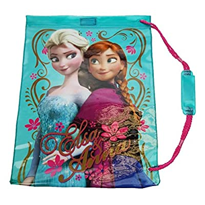 Disney Frozen TMFROZ002002 41 cm Swim Kid's Sports Bag - childrens-sports-bags, childrens-bags