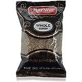 Marwar Cumin Seeds Machine Clean Bold Size (Jeera), 1 Kg Pack