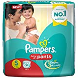 Pampers Small Size Diaper Pants (20 Count)