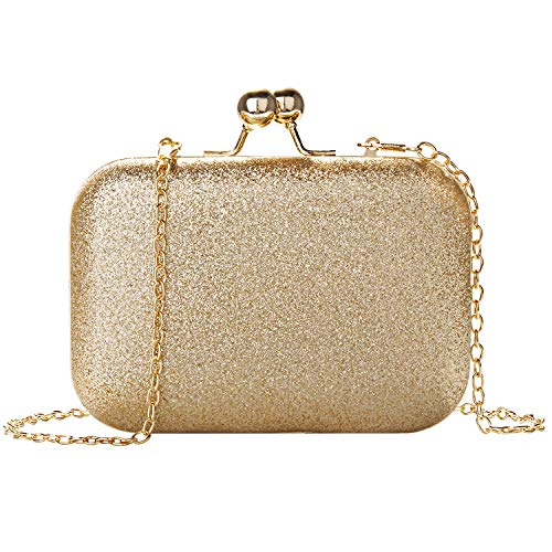 Pochette de Ceremonie Mariage, Wafly Evening Bag en...