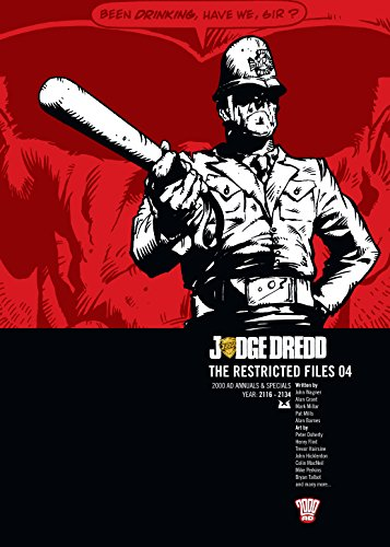 Judge Dredd: The Restricted Files 04