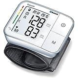 Beurer BC 57 Handgelenk-Blutdruckmessgerät, einfachen Datenübertragung mit Bluetooth, Medizinprodukt