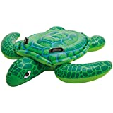Intex - 57524NP - Matelas Gonflable - Ride-on - Tortue