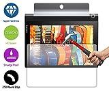 ZeWoo Display Glas Panzerfolie für Lenovo YOGA Tablet 3-10 (10.1 Zoll) lasfolie Hartglas Schutzfolie 9H *2.5D, nur 0,3mm dünn