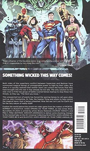 Injustice: Gods Among Us Year Three - Volume 2