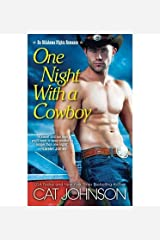 [(One Night With a Cowboy)] [ By (author) Cat Johnson ] [September, 2014] Broché