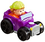 Little People Hot Rod