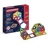 Unbekannt Magformers 005-36002 Basic Konstruktionsspielzeug, 62-teilig, mehrfarbig