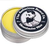 Die besten Beard Wachse - Moustache Wachs - The Audacious Beard Co Bewertungen