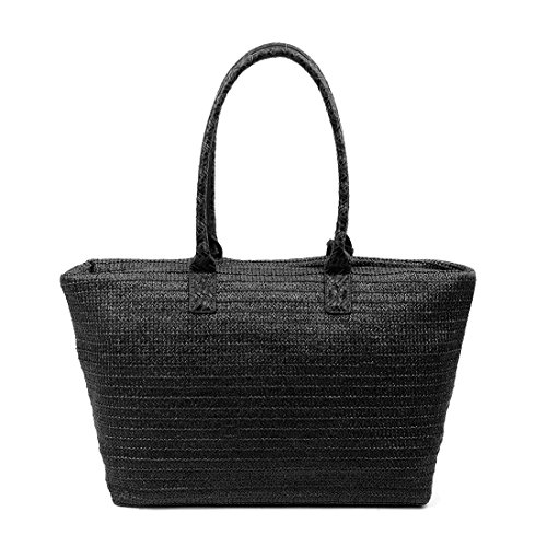 OBC Only-Beautiful-Couture, Borsa a spalla donna blu Dunkelblau ca.: 50x27x17 cm (BxHxT) nero