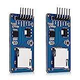 kwmobile 2X Micro SD Card Modul für Arduino und Andere Microcontroller