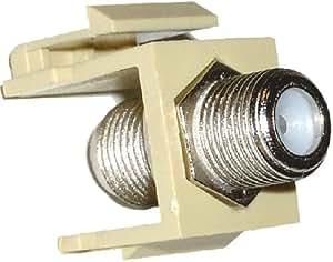 Cablematic - Connecteur F femelle/femelle pour Patch Panel