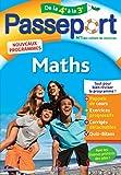 Passeport - Maths de la 4e à la 3e - Cahier de vacances