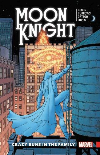 Moon Knight: Legacy Vol. 1 - Crazy Runs In The Family por Max Bemis